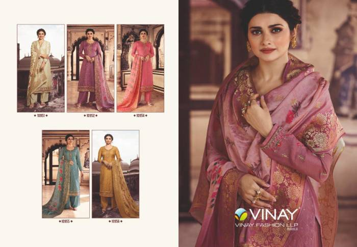 Vinay Fashion Kaseesh Traditional Hit List 10956