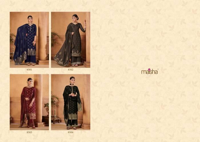 Maisha Maskeen Hoor 8501-8504