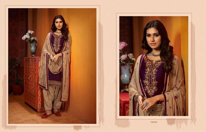 Kajree Fashion Of Patiyala 10034