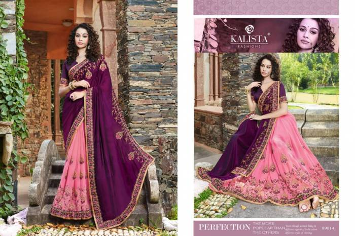 Kalista Fashion Platinum 89014