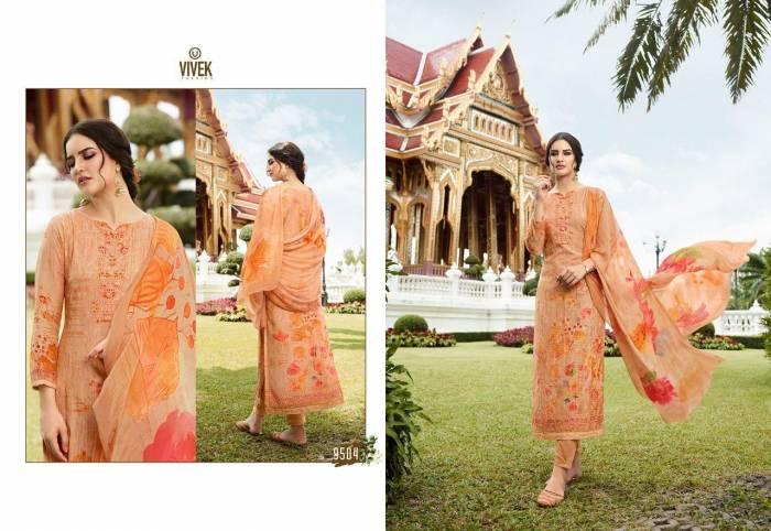 Vivek Fashion Jaanisa 9504