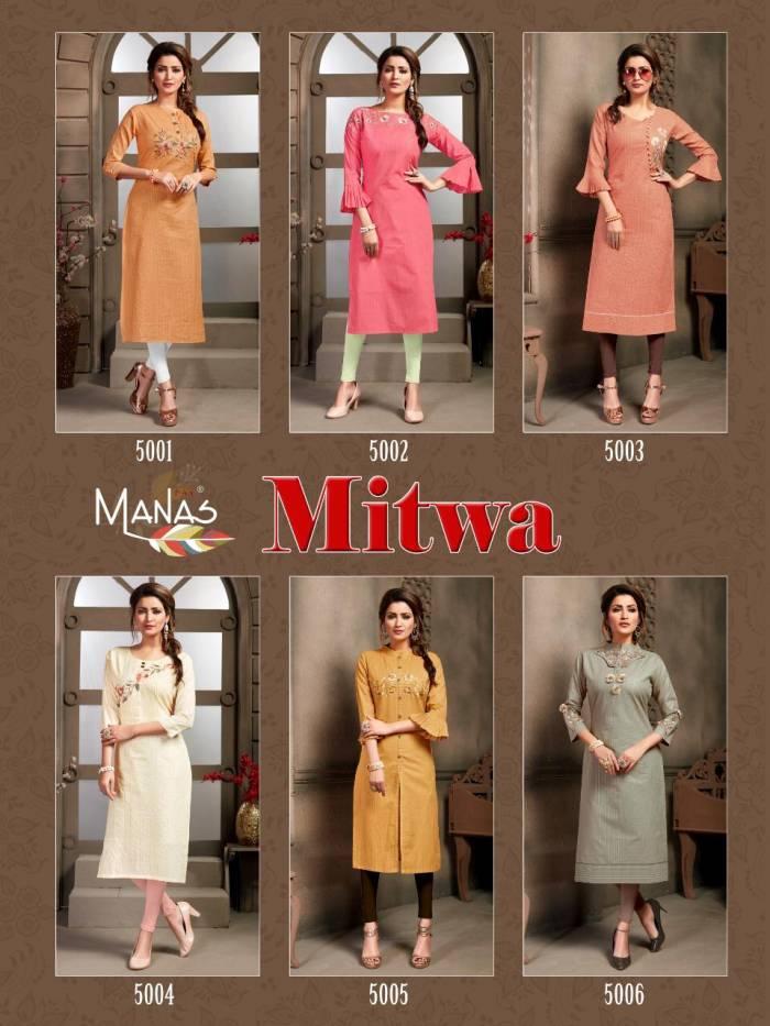Manas Fashion 5001-5006
